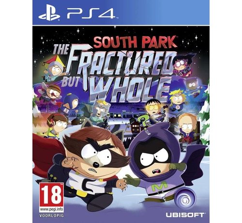 Ubisoft PS4 South Park: The Fractured But Whole kopen