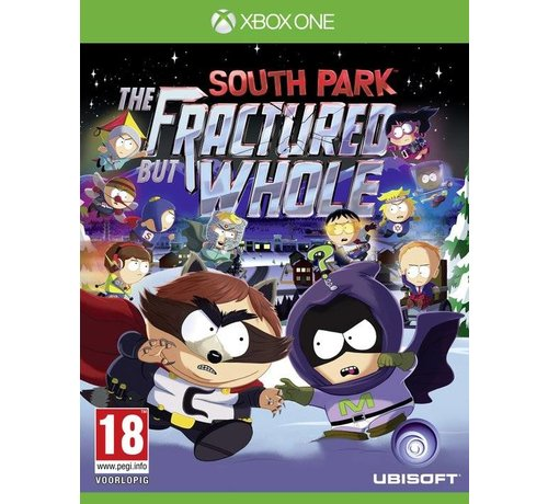 Ubisoft Xbox One South Park: The Fractured But Whole kopen