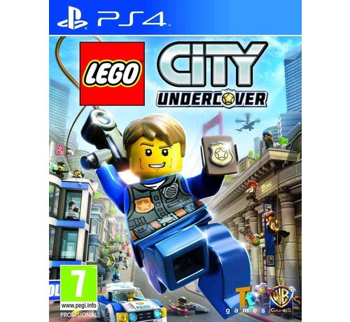 Warner PS4 LEGO CITY Undercover kopen