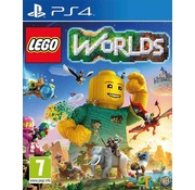 Warner PS4 LEGO Worlds