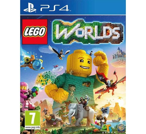 Warner PS4 LEGO Worlds kopen