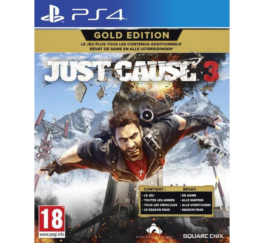 PS4 Just Cause 3 Gold Edition kopen