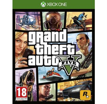 Take Two Xbox One Grand Theft Auto V (GTA 5)