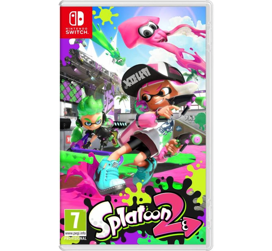 Nintendo Switch Splatoon 2 kopen