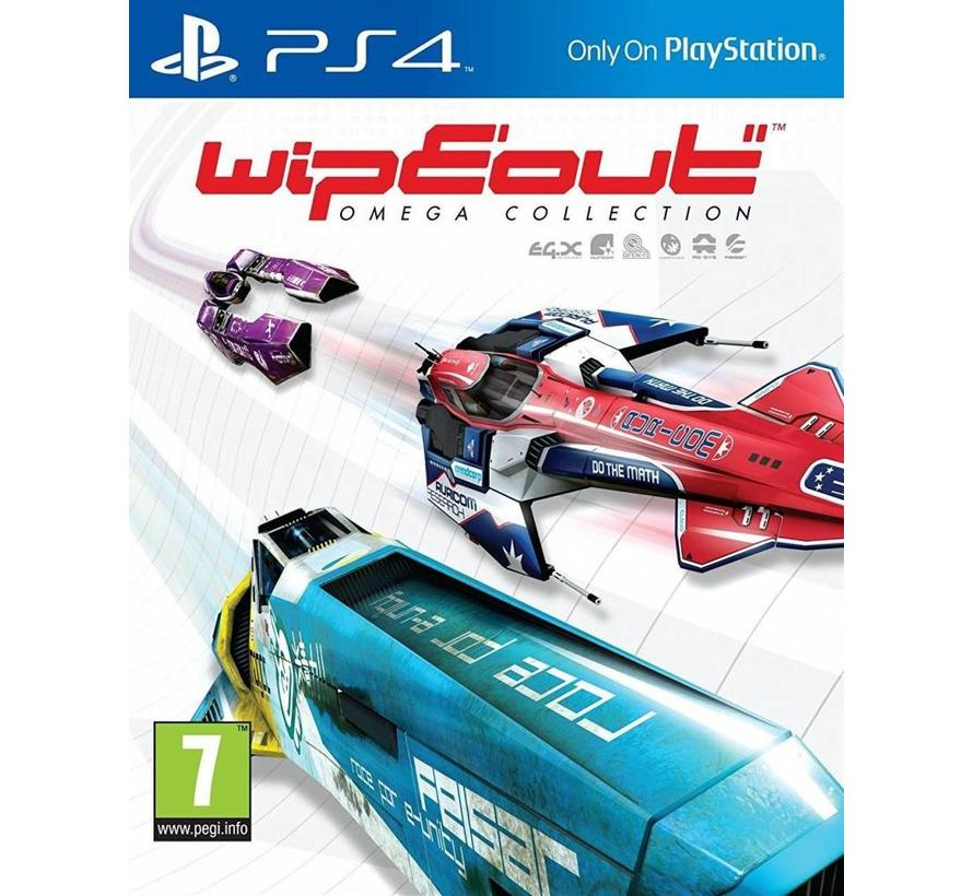 PS4 WipEout Omega Collection kopen