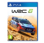 Bigben Interactive PS4 WRC 6 FIA World Rally Championship