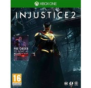Warner Xbox One Injustice 2