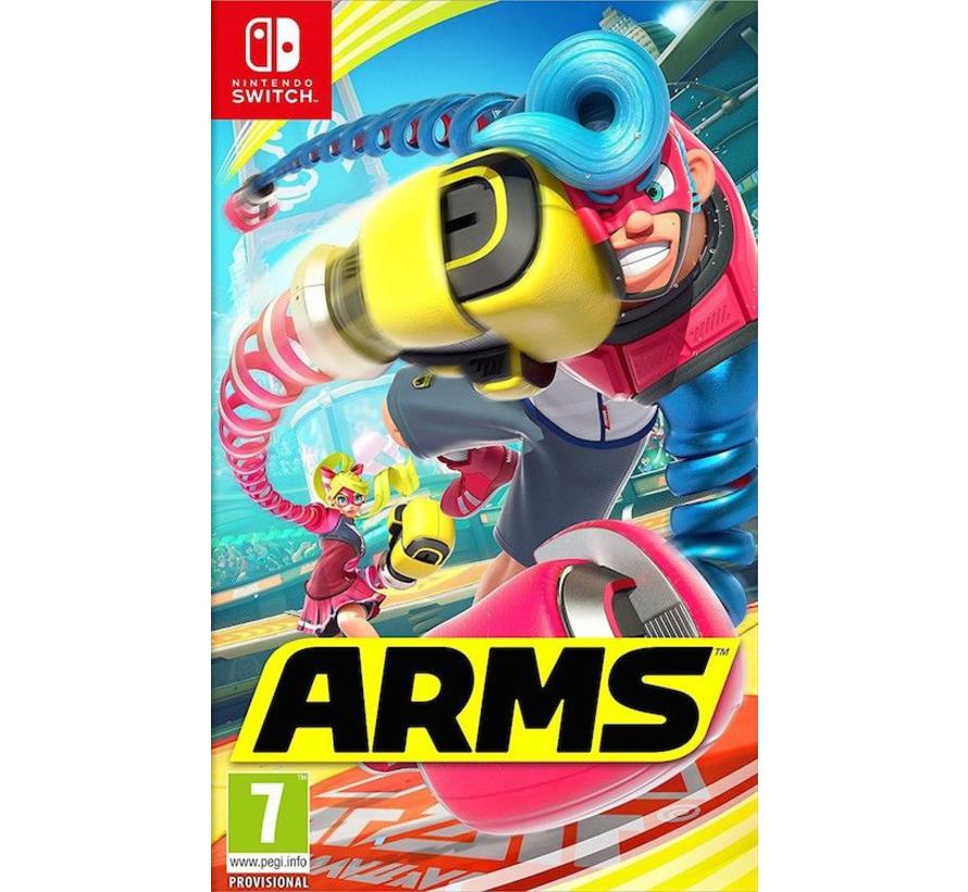 Nintendo Switch ARMS kopen