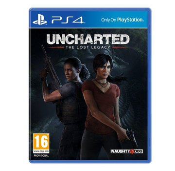 Sony PS4 Uncharted: The Lost Legacy