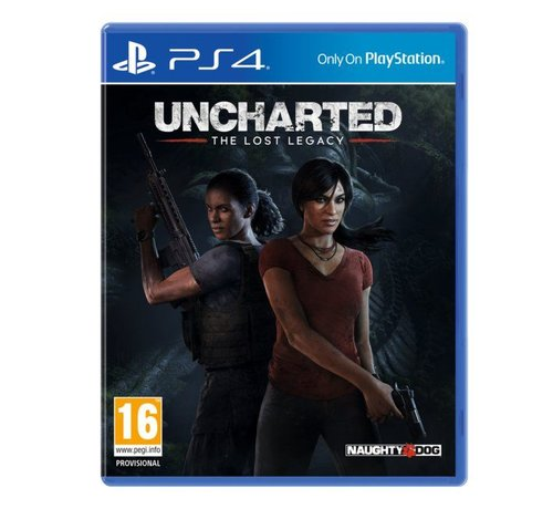 Sony PS4 Uncharted: The Lost Legacy kopen