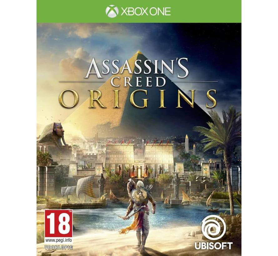 Xbox One Assassin's Creed: Origins