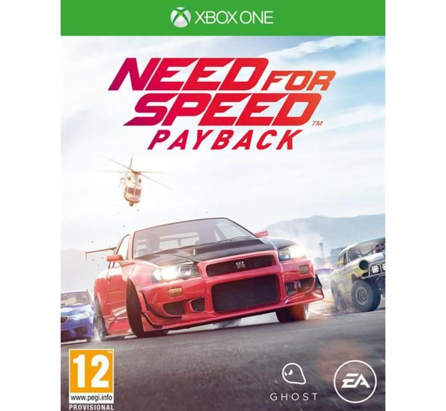 Xbox One Need for Speed: Payback