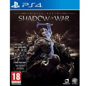 Warner PS4 Middle Earth: Shadow of War