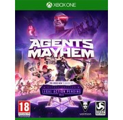 Deep Silver / Koch Media Xbox One Agents of Mayhem