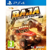 THQ PS4 Baja: Edge of Control HD