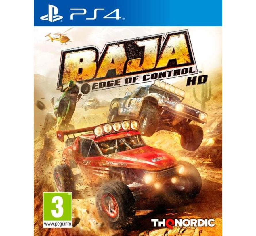 PS4 Baja: Edge of Control HD