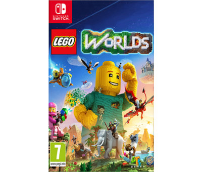 Warner Nintendo Switch LEGO Worlds kopen