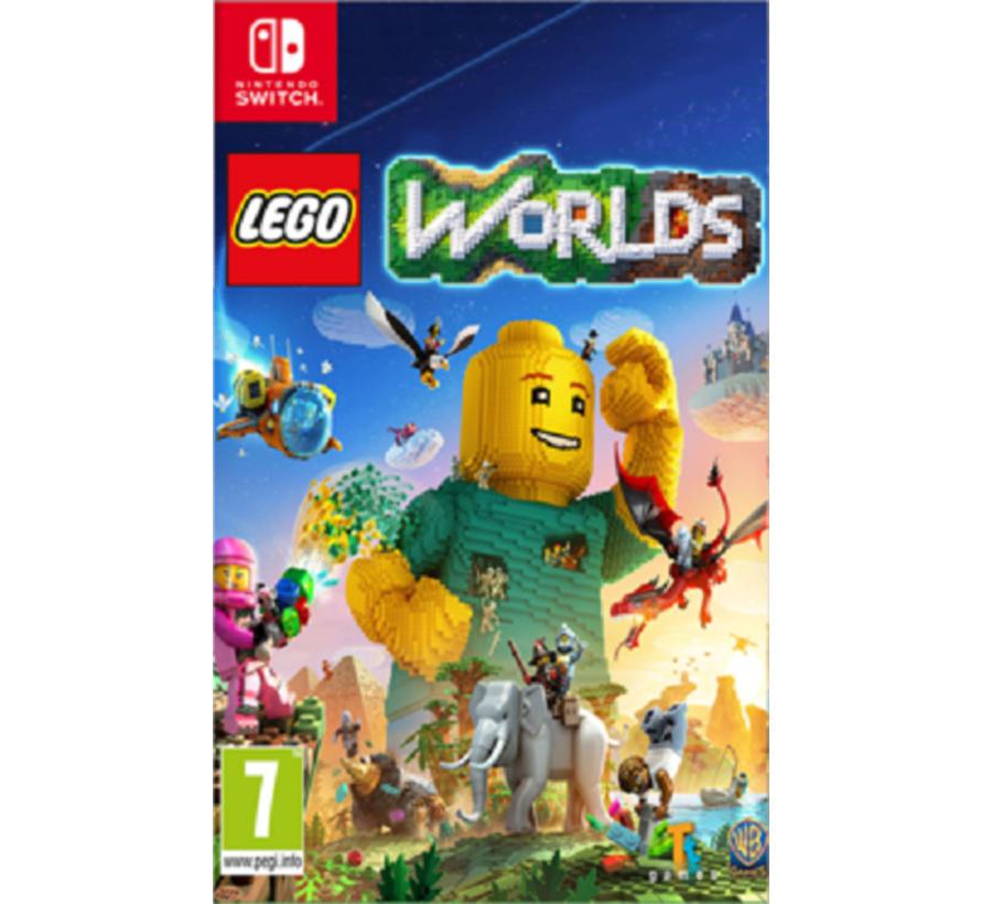 Nintendo Switch LEGO Worlds kopen