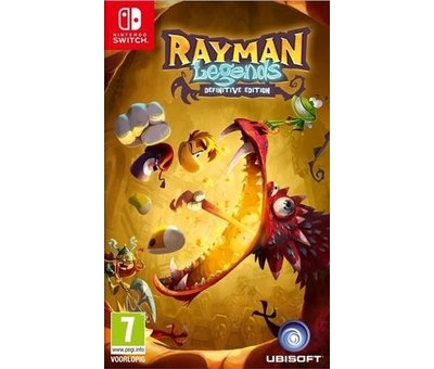 Ubisoft Nintendo Switch Rayman Legends Definitive Edition kopen