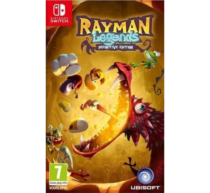 Nintendo Switch Rayman Legends Definitive Edition kopen