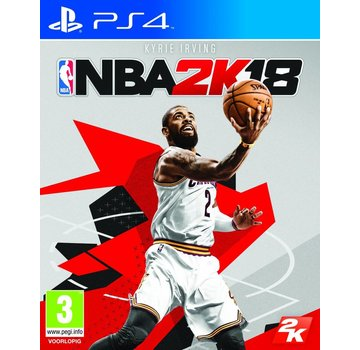 Take Two PS4 NBA 2K18