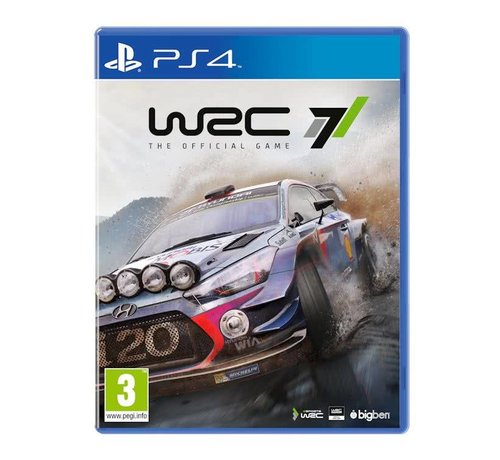 Bigben Interactive PS4 WRC7 FIA World Rally Championship kopen