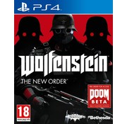 Bethesda PS4 Wolfenstein: The New Order