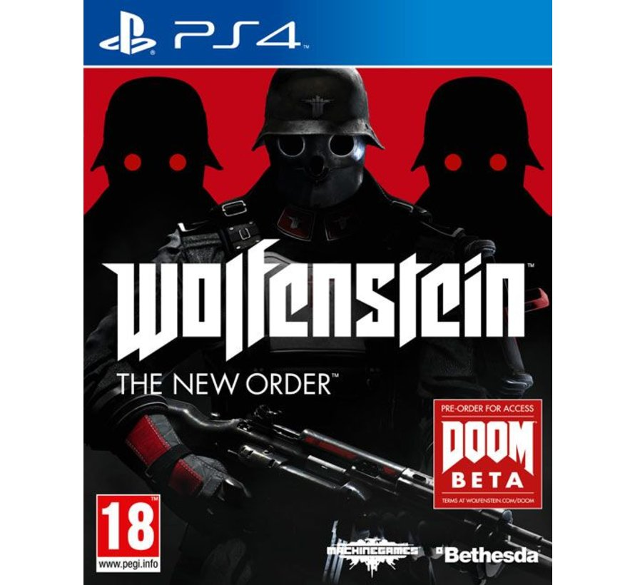 PS4 Wolfenstein: The New Order kopen