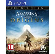 Ubisoft PS4 Assassin's Creed: Origins - Deluxe Edition