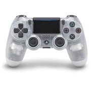 Sony PS4 Sony Wireless Dualshock 4 PlayStation 4 Controller V2 (White Crystal)
