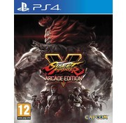 Capcom PS4 Street Fighter V Arcade Edition