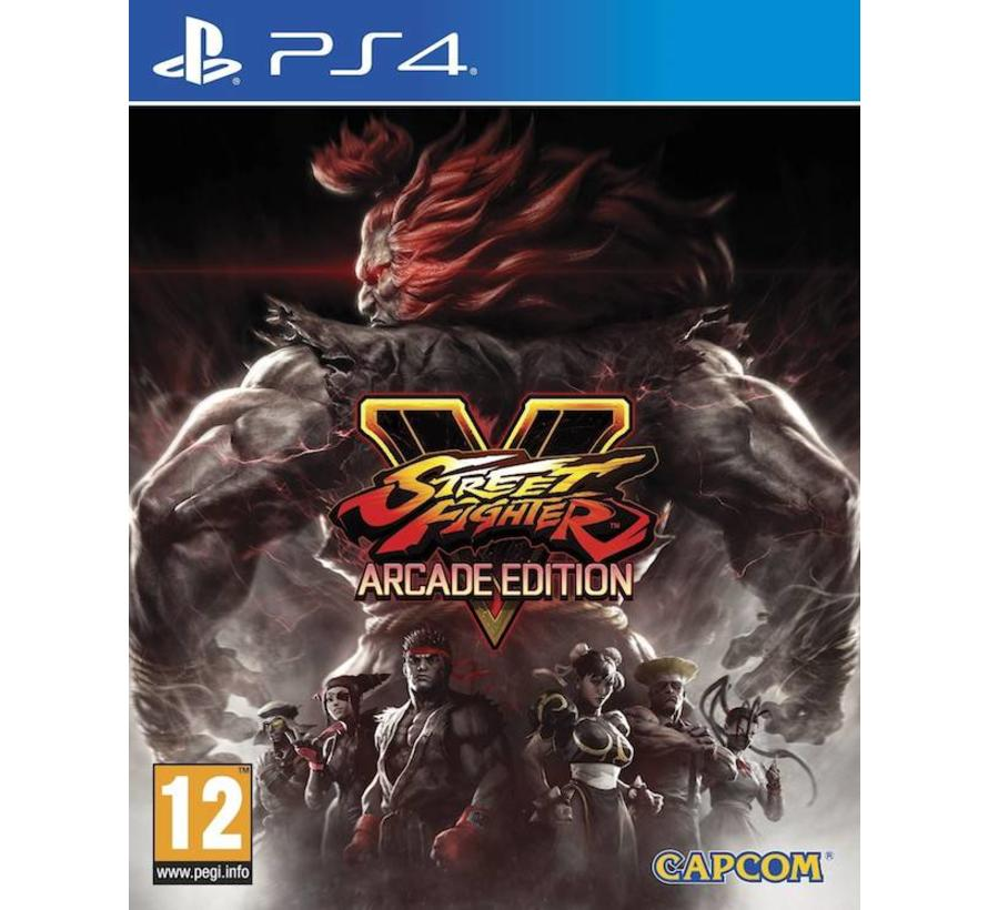 PS4 Street Fighter V Arcade Edition kopen