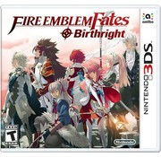 Nintendo 3DS Fire Emblem Fates: Birthright