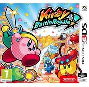 Nintendo 3DS Kirby: Battle Royale