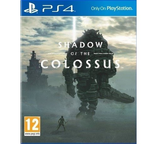 Sony PS4 Shadow of the Colossus