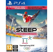Ubisoft PS4 Steep: Winter Games Edition