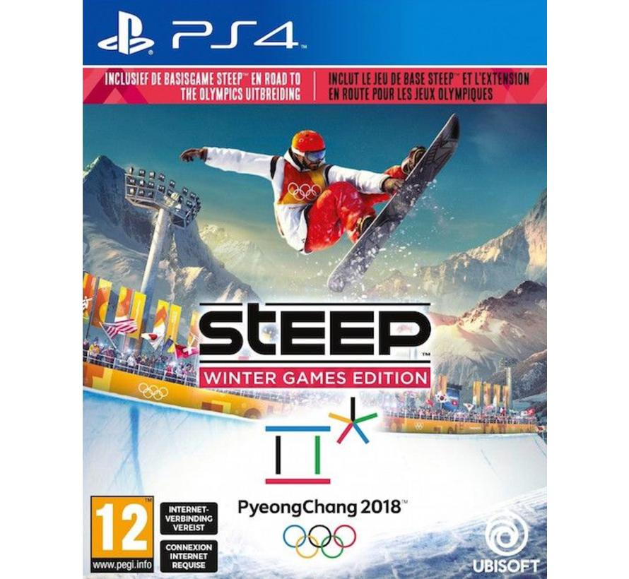 PS4 Steep: Winter Games Edition