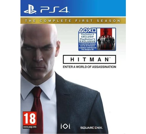 Square PS4 Hitman: The Complete First Season kopen