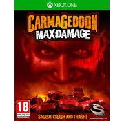 Xbox One Carmageddon: Max Damage
