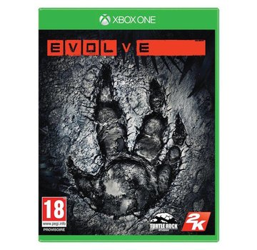 Take Two Xbox One Evolve