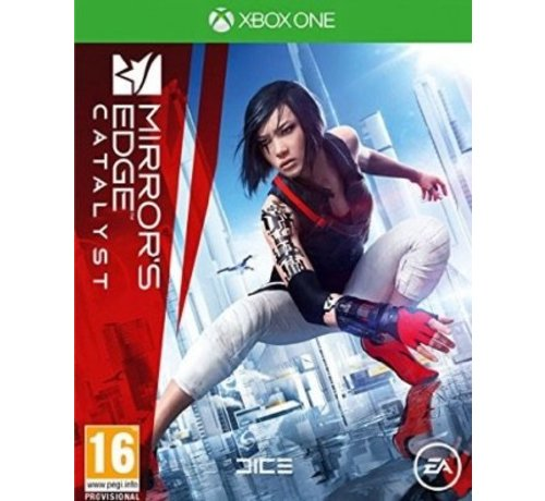 EA Xbox One Mirror's Edge: Catalyst