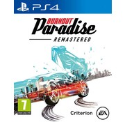EA PS4 Burnout Paradise: Remastered