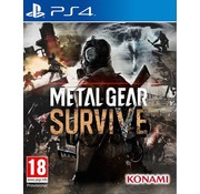 Konami PS4 Metal Gear Survive