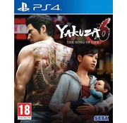 SEGA PS4 Yakuza 6: The Song of Life - Essence of Life Edition