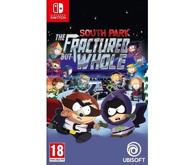 Ubisoft Nintendo Switch South Park: The Fractured But Whole kopen