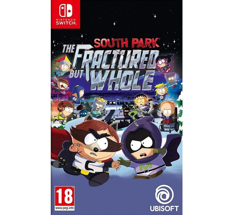 Nintendo Switch South Park: The Fractured But Whole kopen