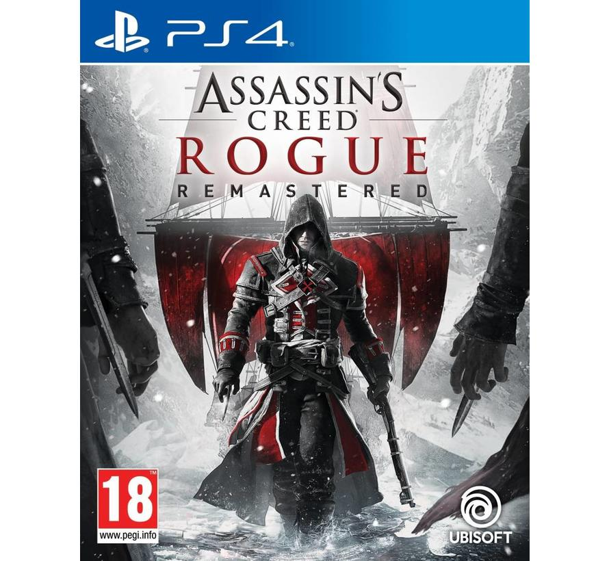 PS4 Assassin's Creed: Rogue - Remastered