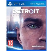 Quantic Dream PS4 Detroit: Become Human