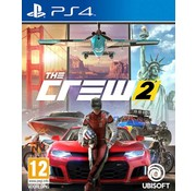 Ubisoft PS4 The Crew 2