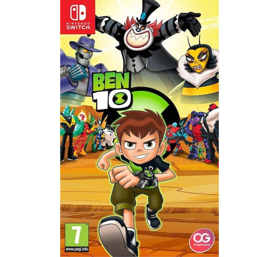 Nintendo Switch Ben 10
